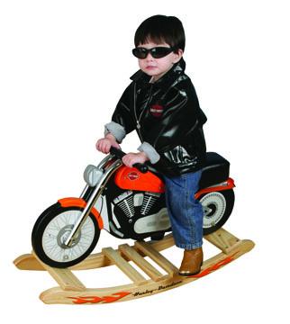 KidKraft Harley-Davidson Softail Rocker