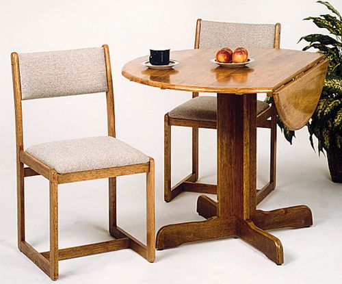 Homelegance Krause Dining Collection Oak