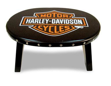 KidKraft Harley-Davidson Bar and Shield Stool
