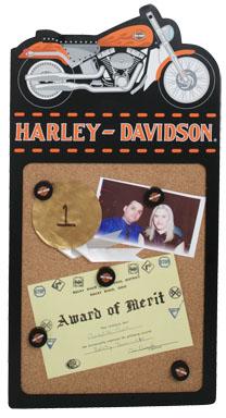 KidKraft Harley-Davidson Corkboard