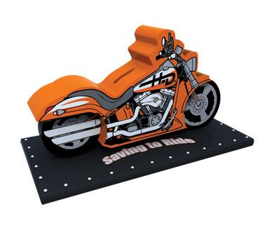 KidKraft Harley-Davidson Money Box