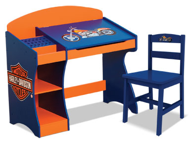 KidKraft Harley-Davidson Desk & Chair