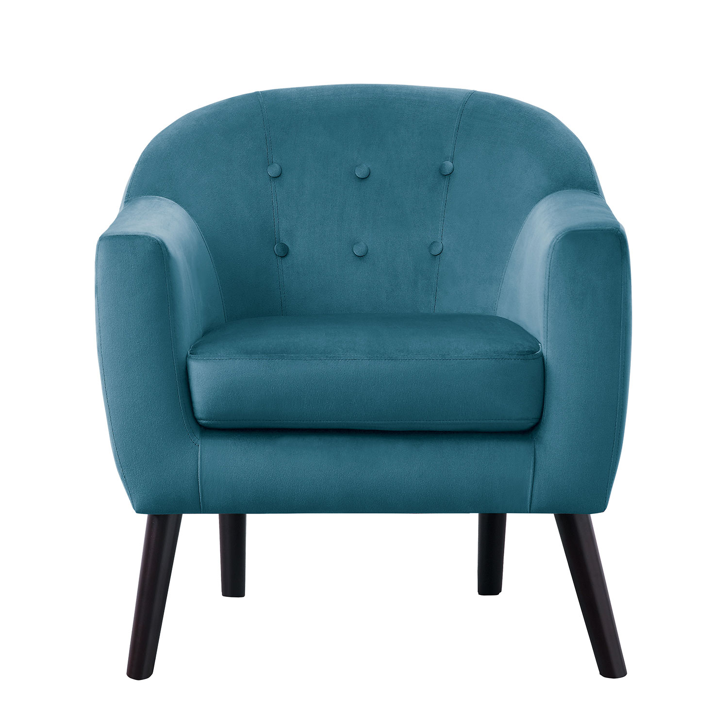 Homelegance Quill Accent Chair - Blue