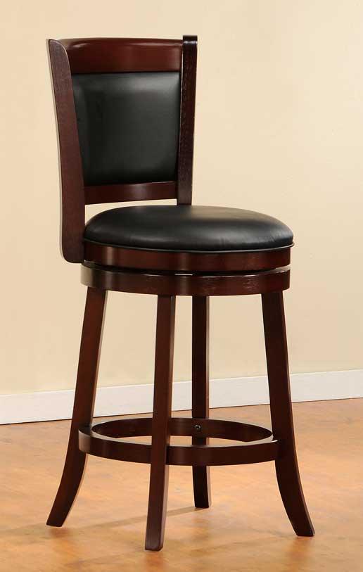 Homelegance Shapel 1131 Swivel Counter Height Chair