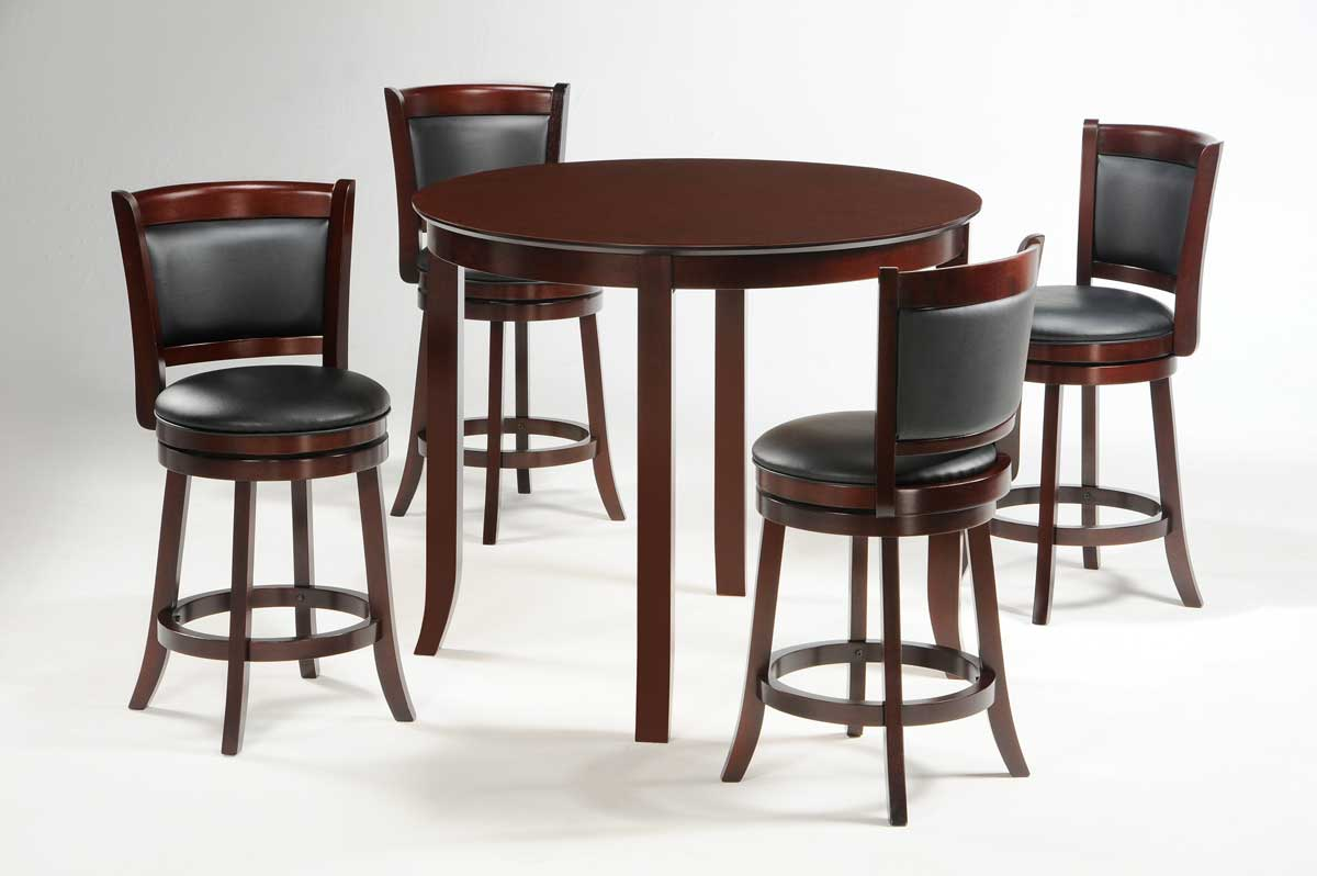 Homelegance Shapel 1131 Round Counter Height Dining Set