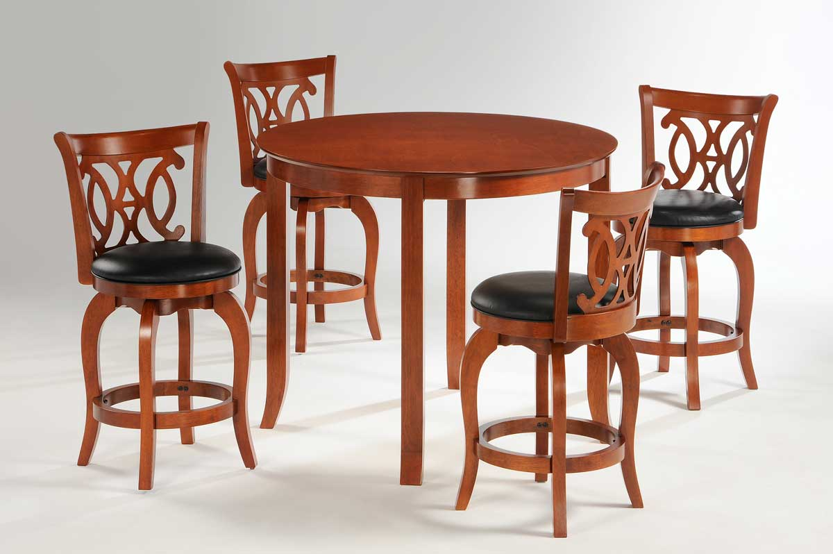 Homelegance Shapel 1132 Round Counter Height Dining Set