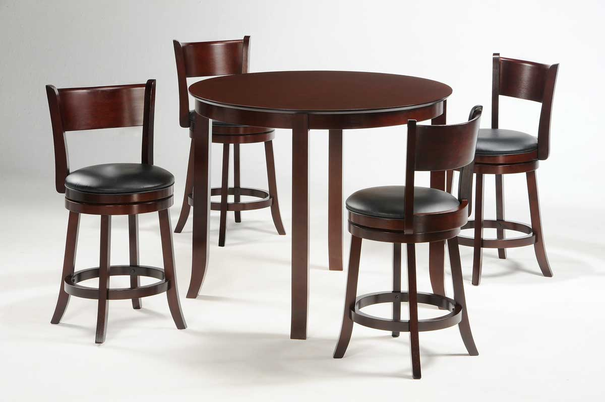 Homelegance Shapel 1136 Round Counter Height Dining Set