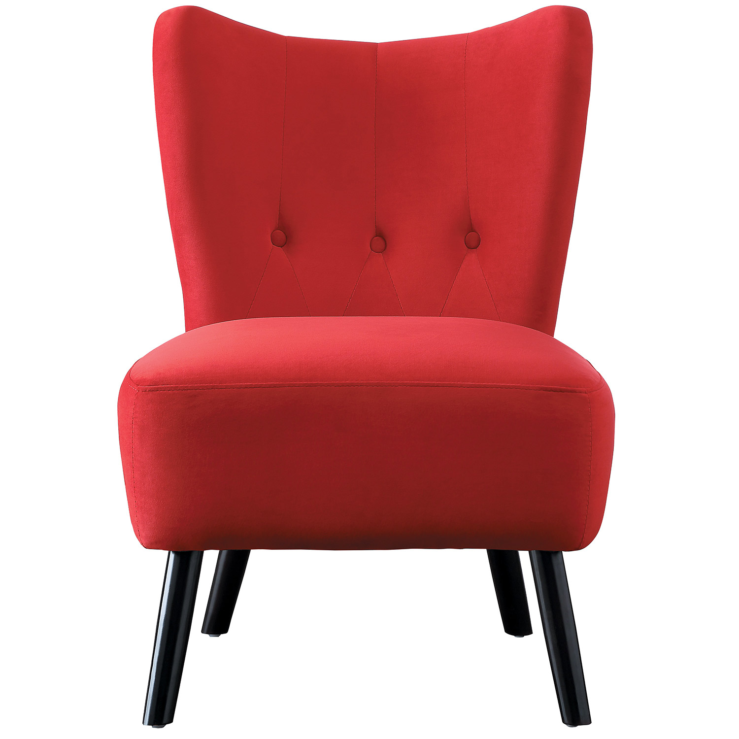 Homelegance Imani Accent Chair - Red
