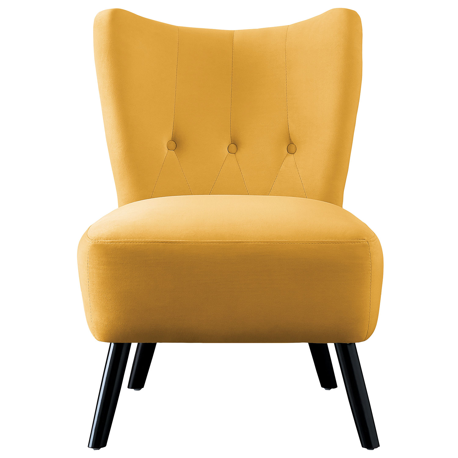 Homelegance Imani Accent Chair - Yellow