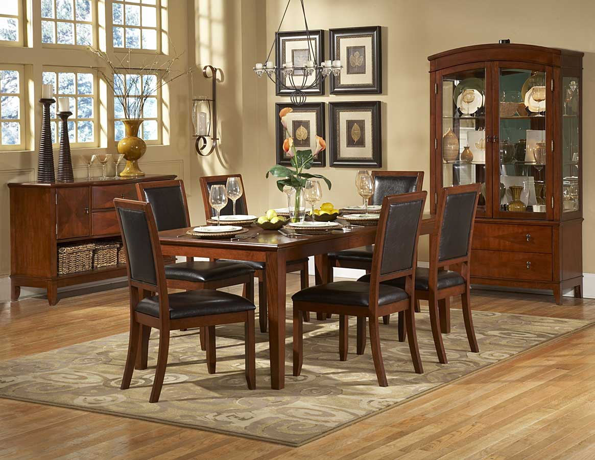 Homelegance Avalon Rectangle Dining Collection