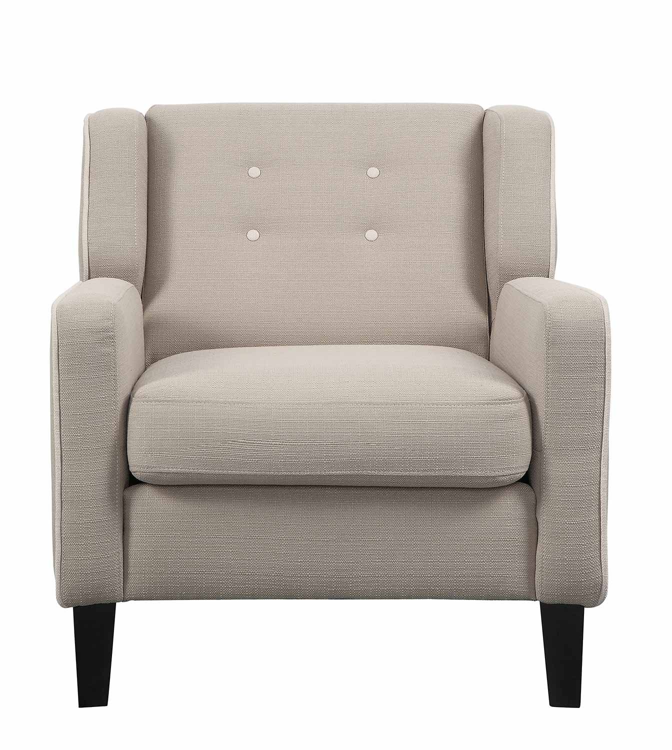 Homelegance Roweena Chair - Beige