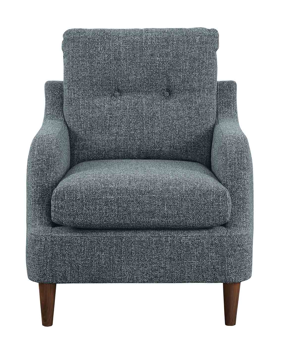 Homelegance Cagle Accent Chair - Gray
