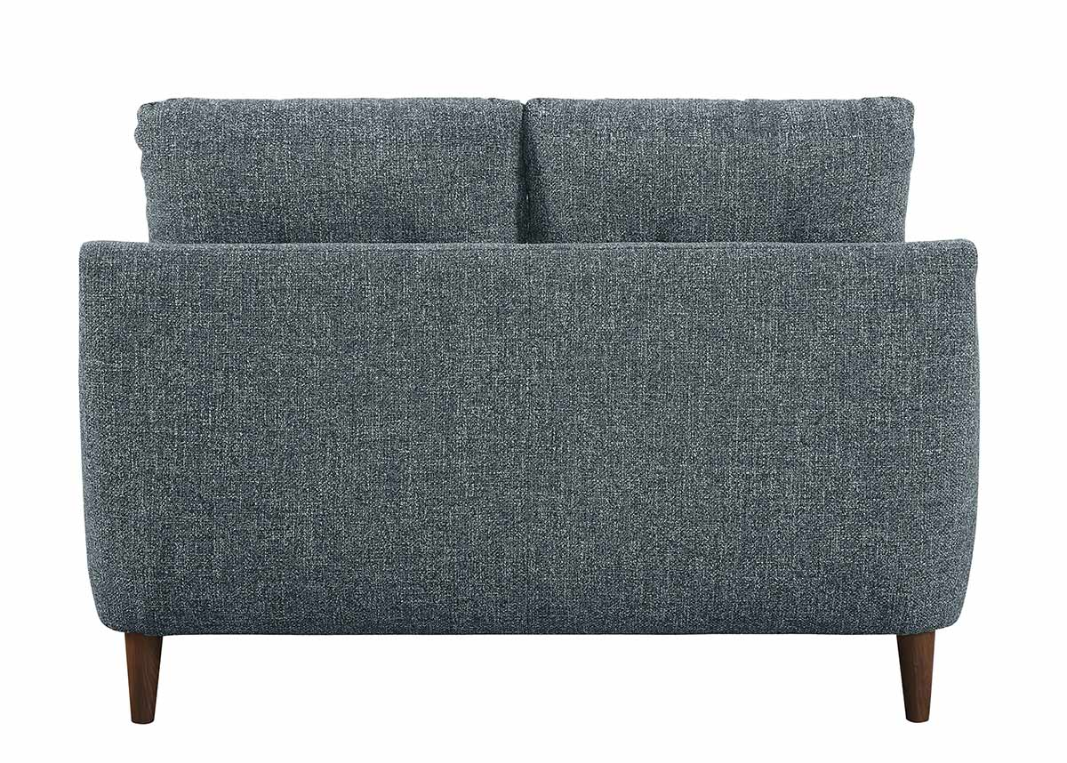 Homelegance Cagle Love Seat - Gray