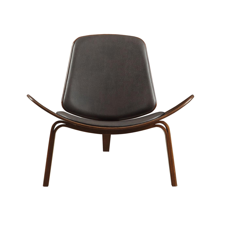 Homelegance Prado Accent Chair - Dark Brown