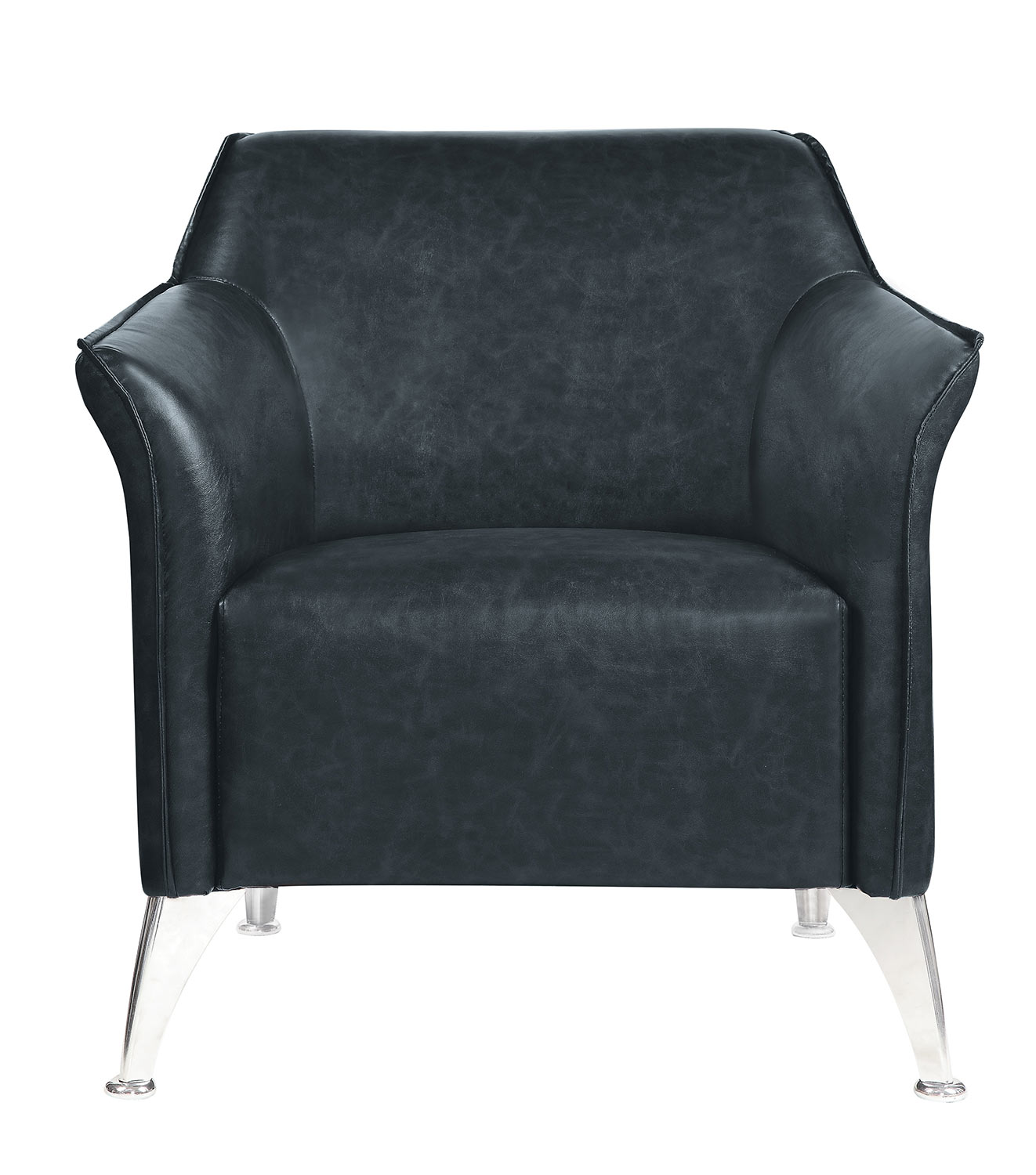 Homelegance Basseri Accent Chair - Dark Gray