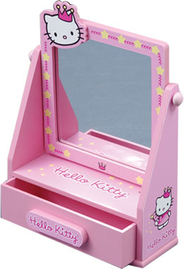 KidKraft Hello Kitty Princess Mini Vanity