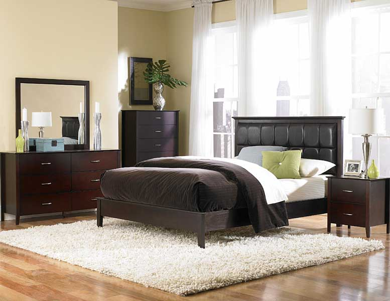 Homelegance Hammond PU Bedroom Collection