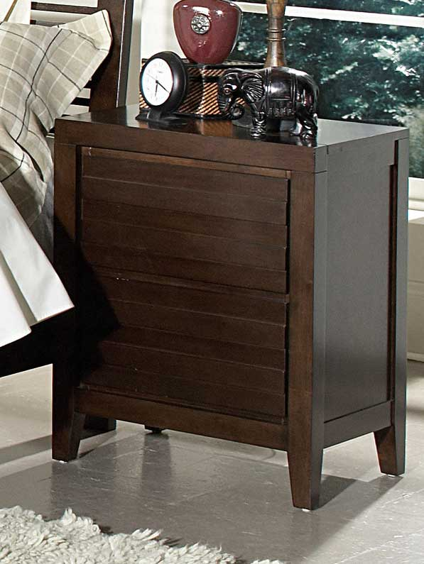 Homelegance Allison Night Stand