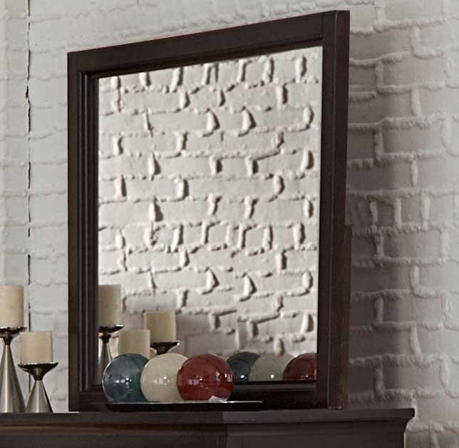 Homelegance Glamour Brown Mirror