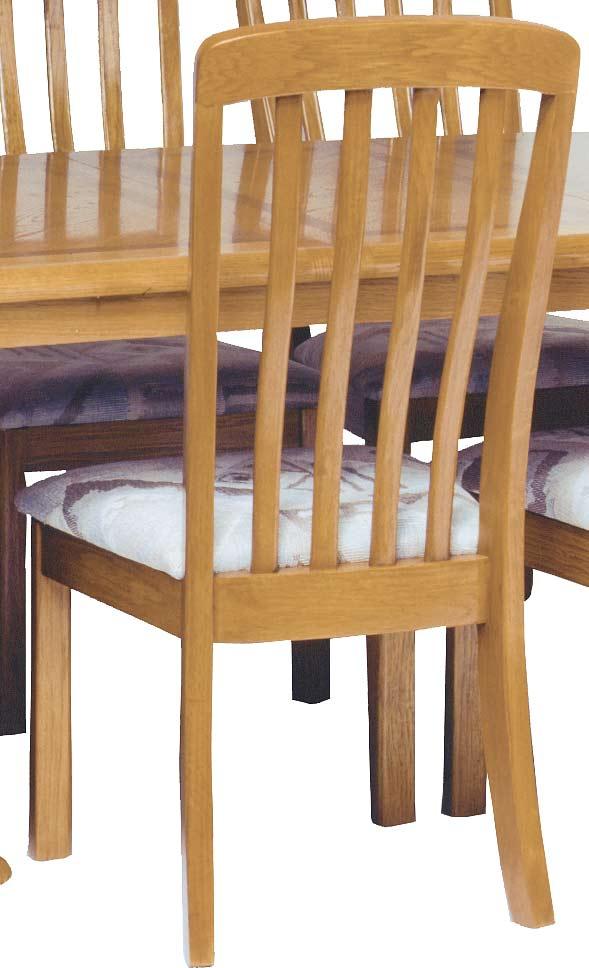 Homelegance Somerset Oak Side Chair