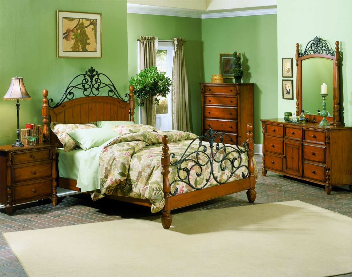 Homelegance Shady Brook Bedroom Collection