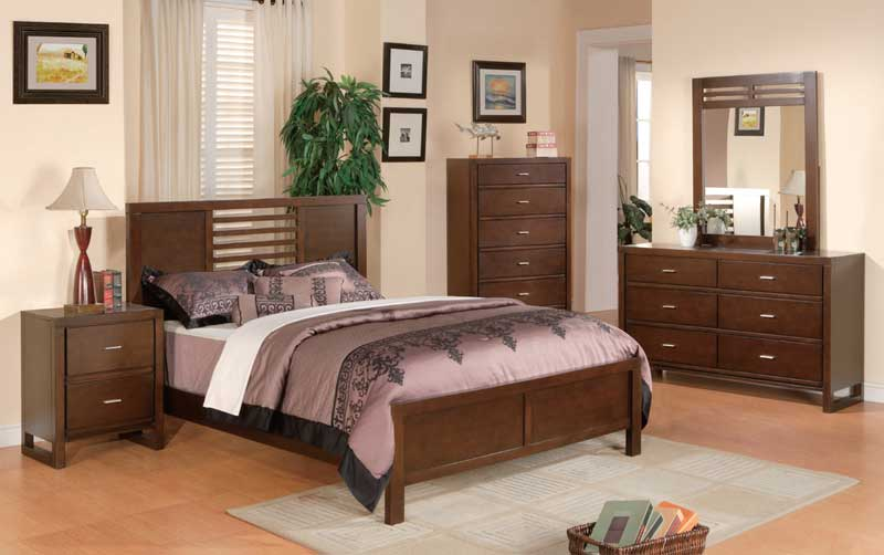 Homelegance Tove Bedroom Collection