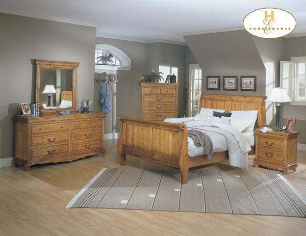 Homelegance Rancho Bedroom Collection