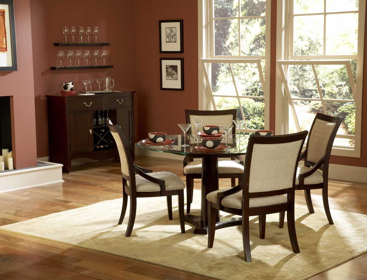 Homelegance Bexley Round Dining Collection