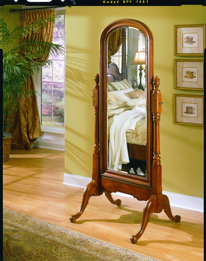 Homelegance American Colonial Cheval Mirror