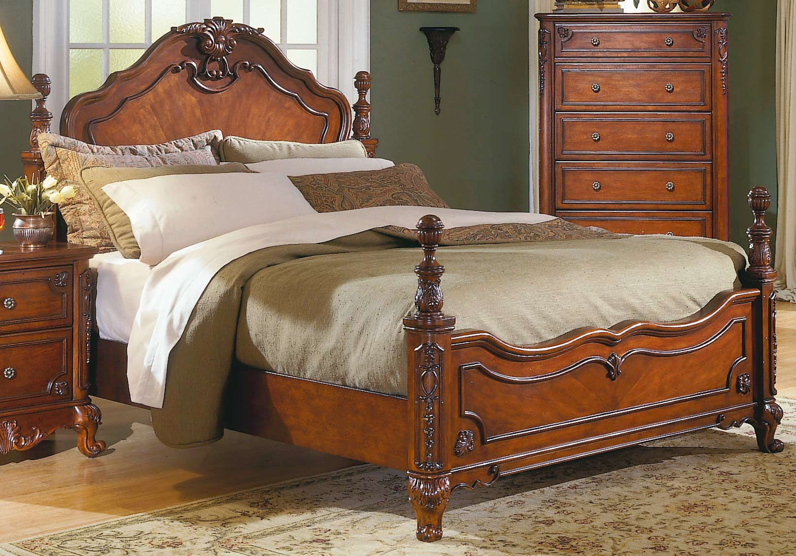 Homelegance Madaleine Panel Bed