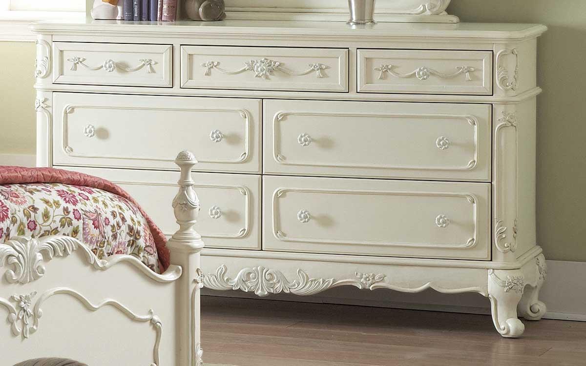 Homelegance Cinderella Dresser 1386-5