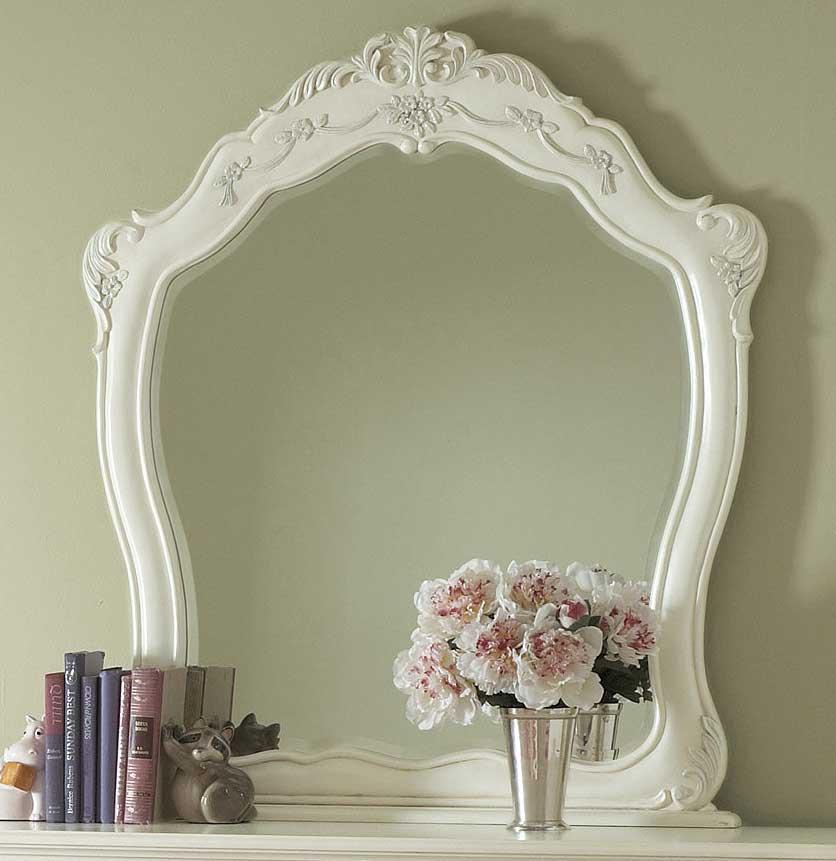 Homelegance Cinderella Bedroom Collection Ecru B1386 At