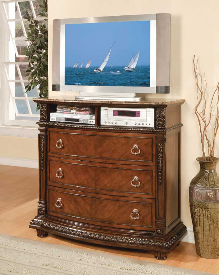 Cheap Homelegance Palace TV Chest