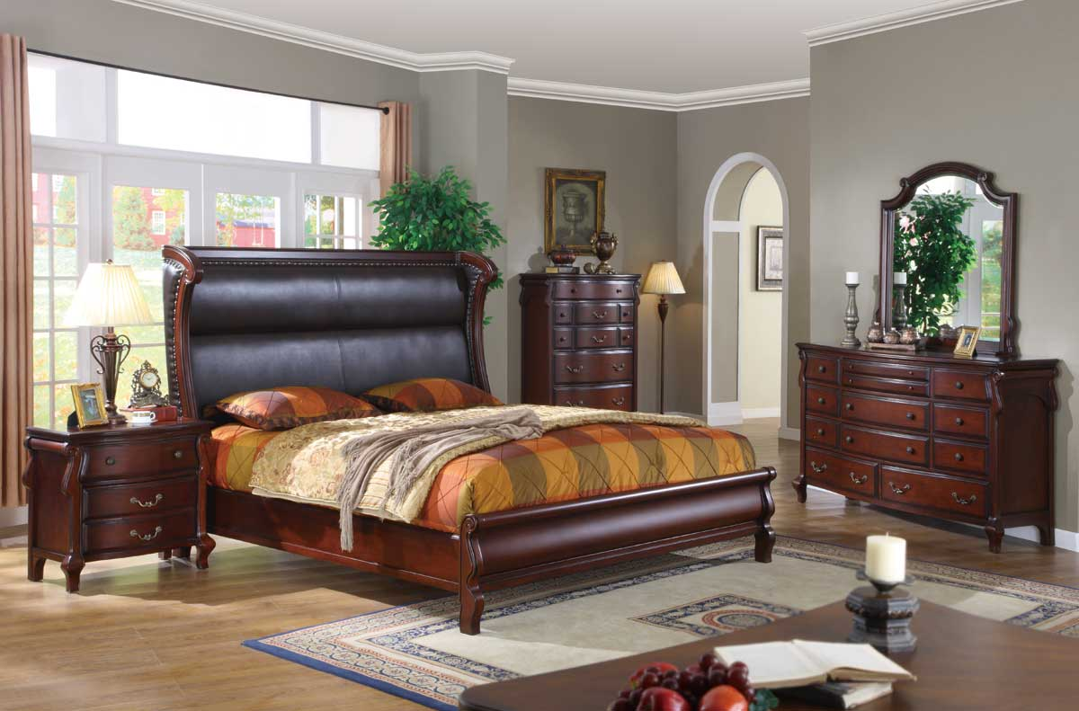 Homelegance Fererro Bedroom Collection