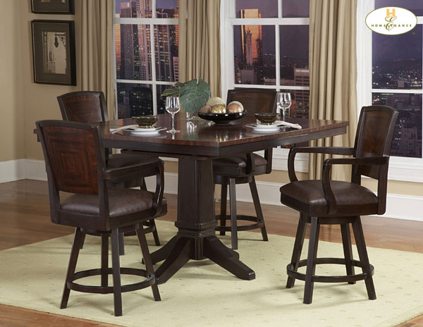 Homelegance Zaberria Counter Height Dining Collection