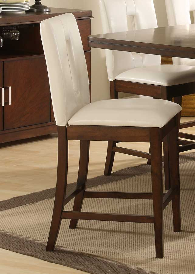 Homelegance Elmhurst S2 Counter Height Chair 1410 24S2
