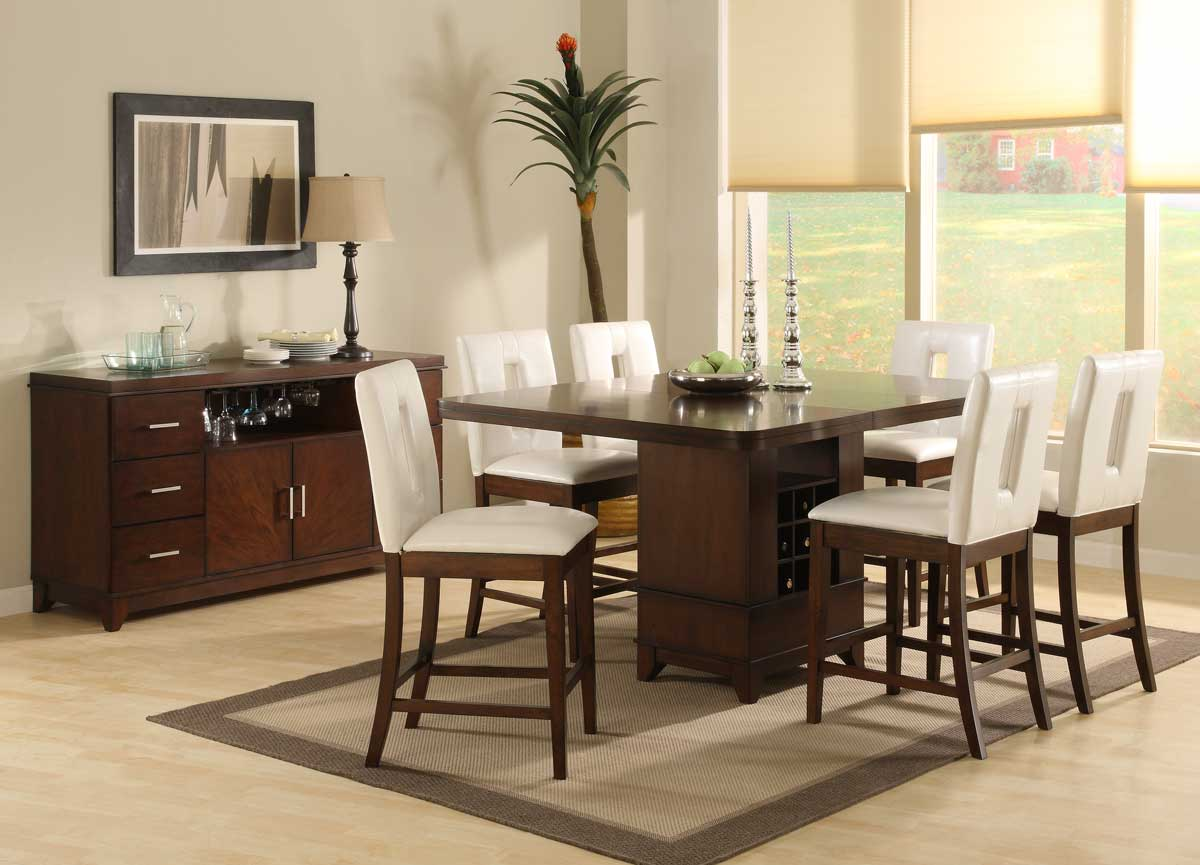Homelegance Elmhurst S2 Counter Height Dining Collection D1410 36 24S2 Home