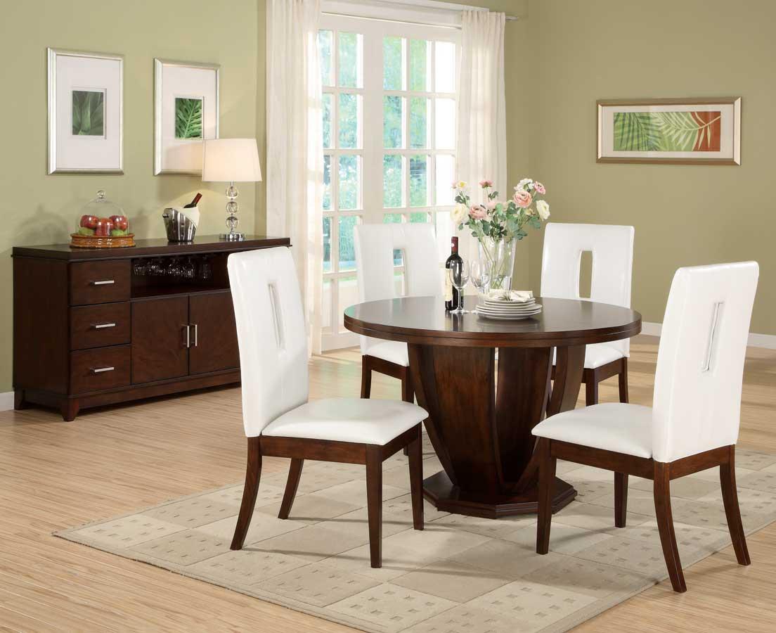 Homelegance Elmhurst S2 Round Dining Collection