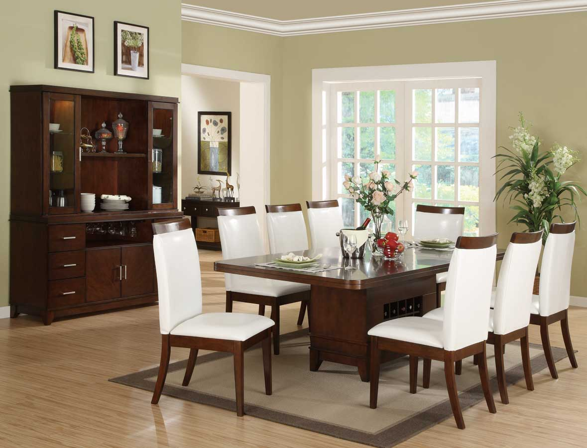 Homelegance Elmhurst S1 Rectangular Dining Collection