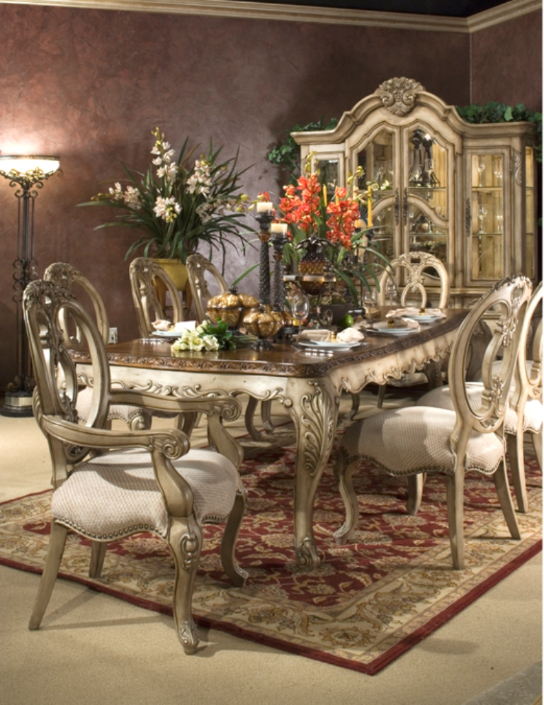 Homelegance Castleway Dining Collection