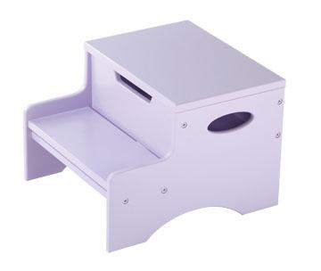 KidKraft Step 'N Store - Lavender