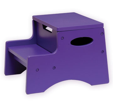 KidKraft Step 'N Store - Grape