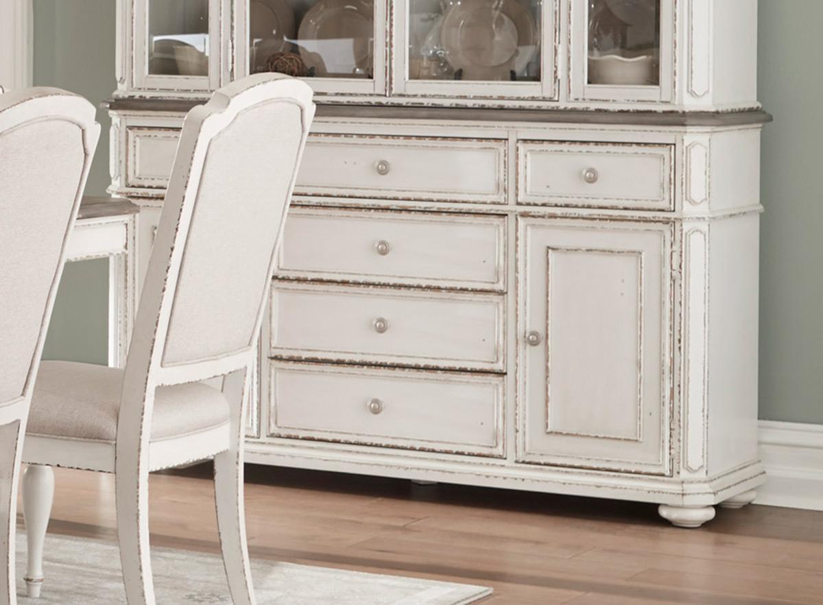 Homelegance Willowick Buffet / Server - Antique White