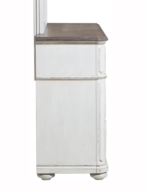 Homelegance Willowick Dresser - Antique White