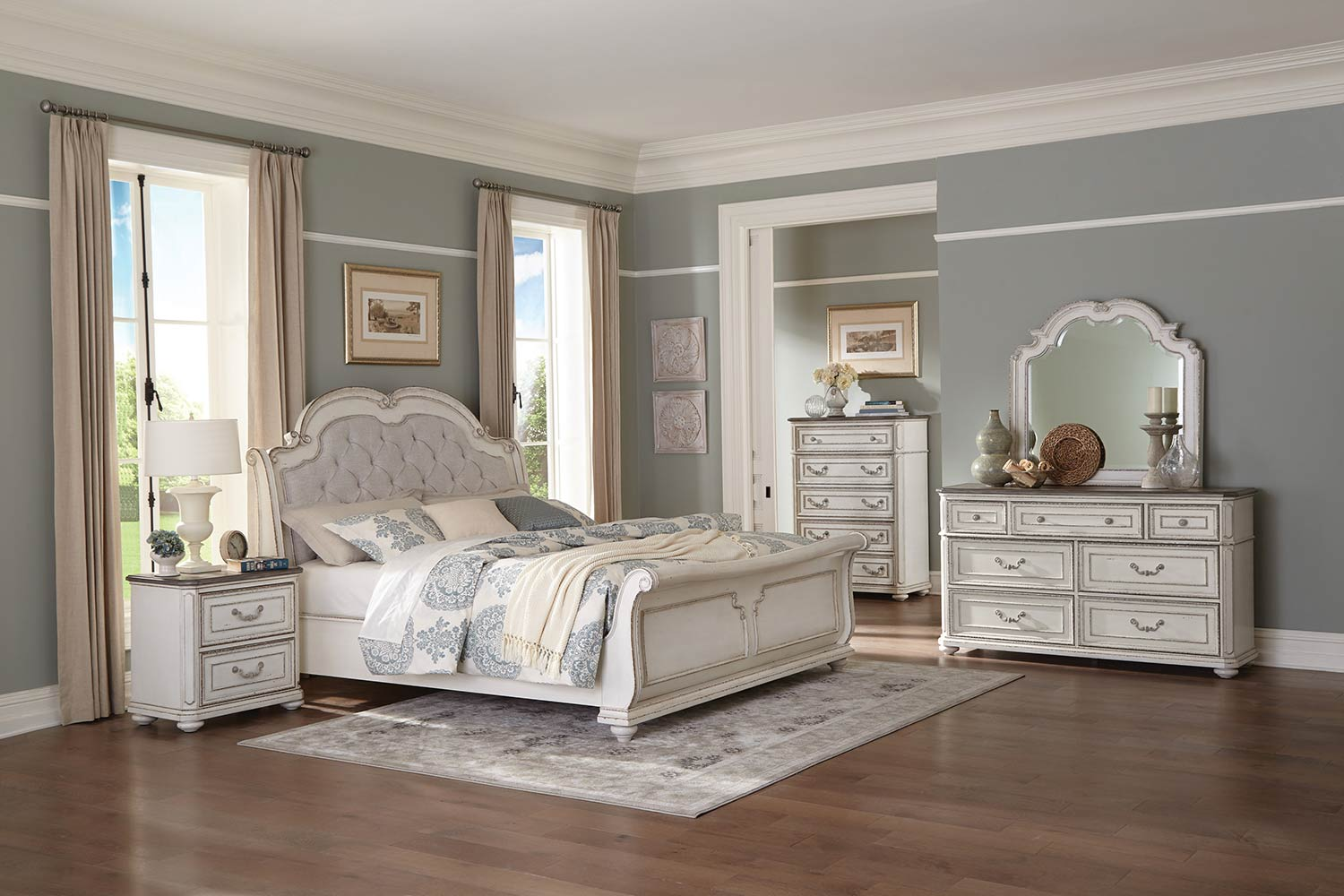 Homelegance Willowick Bedroom Set
