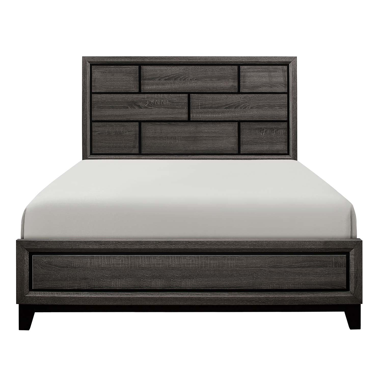 Homelegance Davi Bed - Gray