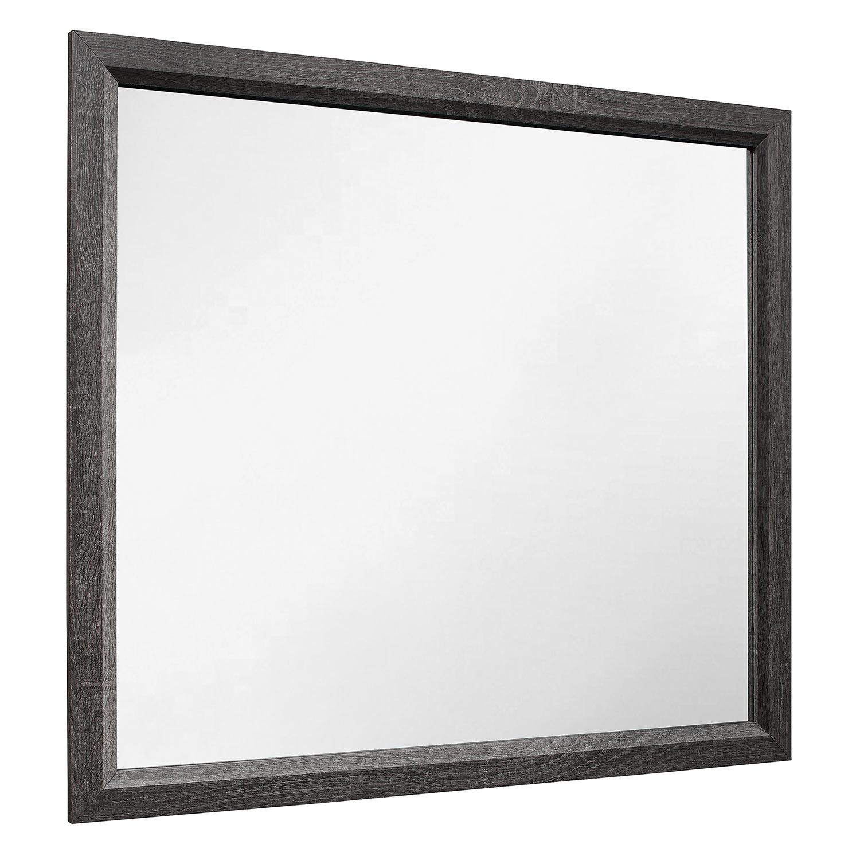 Homelegance Davi Mirror - Gray