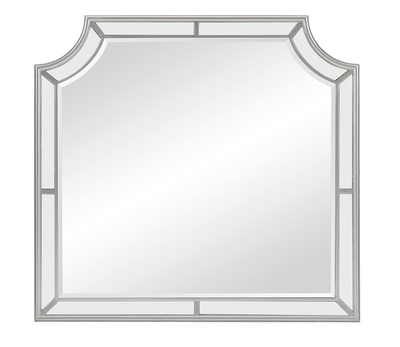 Homelegance Avondale Mirror - Silver