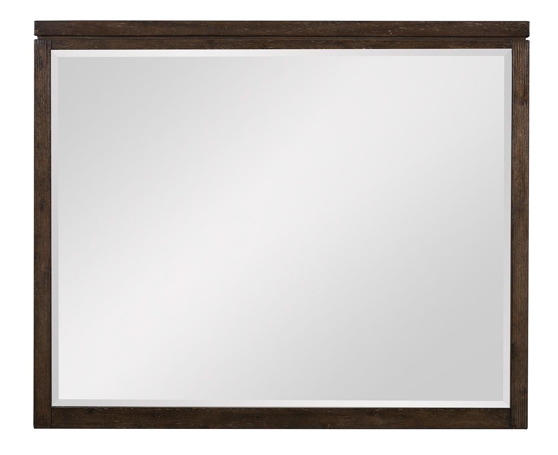 Homelegance Griggs Mirror - Espresso