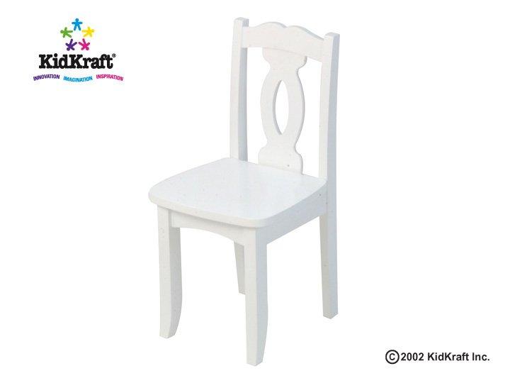 KidKraft Brighton Chair - White